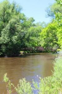 Poudre River Bridge