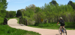 Biking in Fort Collins CO